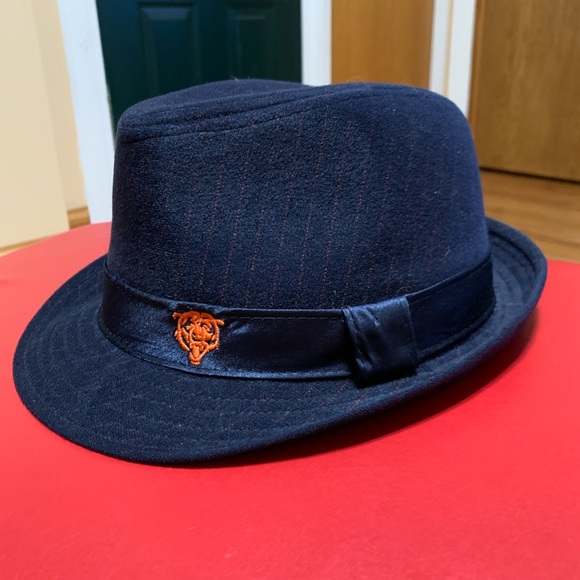 ccebe864 NWOT Chicago Bears NFL Vintage Collection Fedora. NWT